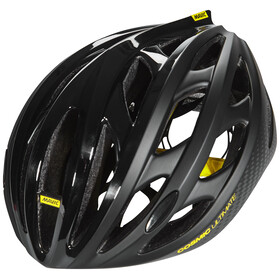 Mavic Cosmic Ultimate II Helmet Black/Black
